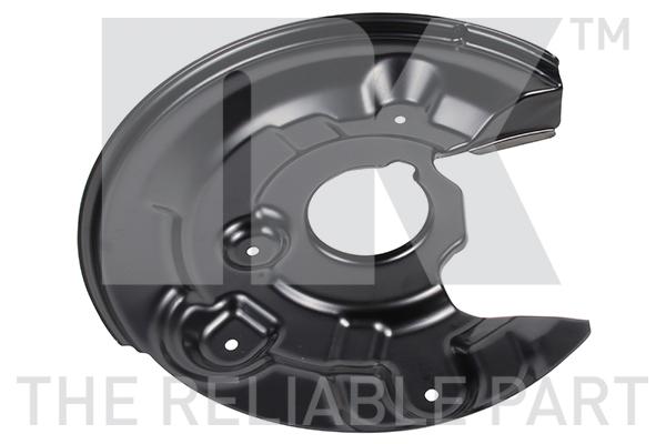 Déflecteur disques de freins Eurobrake 234783 (X1)