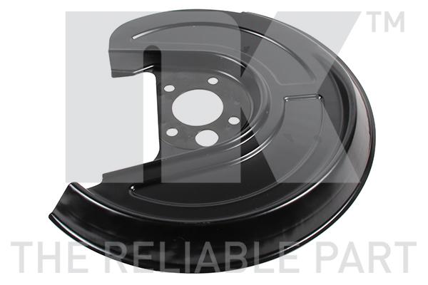 Déflecteur disques de freins Eurobrake 234784 (X1)