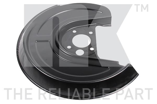 Déflecteur disques de freins Eurobrake 234785 (X1)
