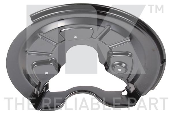 Déflecteur disques de freins Eurobrake 234789 (X1)