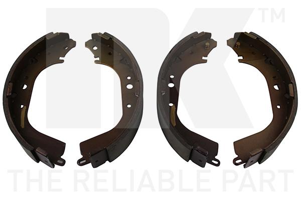 kit de frein arrière simple ou prémonté Eurobrake 2722565 (X1)