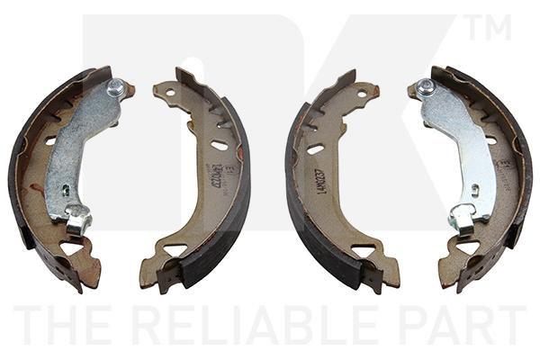 kit de frein arrière simple ou prémonté Eurobrake 2723482 (X1)