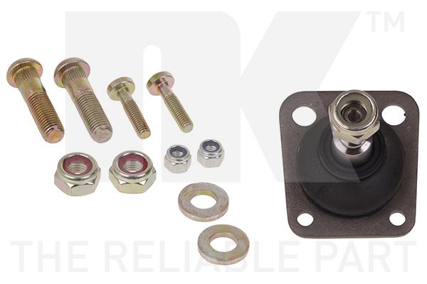 Rotule de suspension Eurobrake 5043907 (X1)