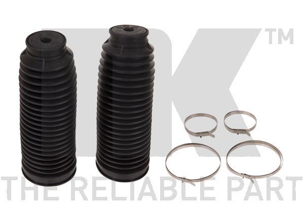 Joints soufflets direction - crémaillère Eurobrake 5091005 (X1)