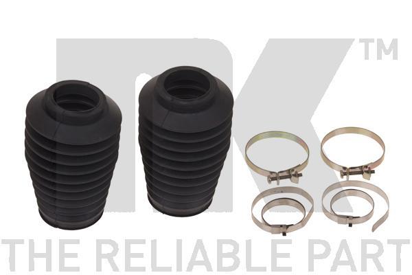 Joints soufflets direction - crémaillère Eurobrake 5091006 (X1)
