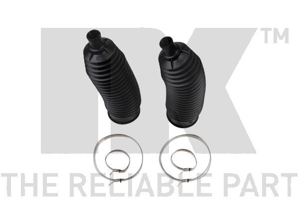 Joints soufflets direction - crémaillère Eurobrake 5094717 (X1)