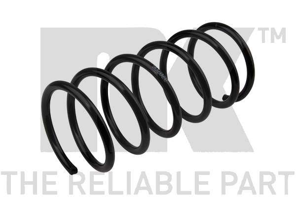 Ressort de suspension (X1)