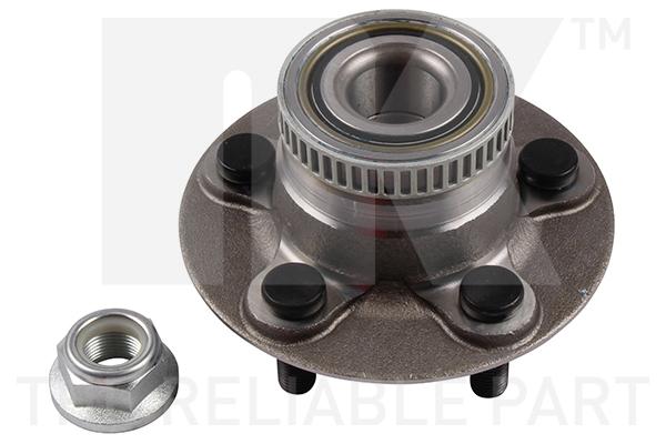 Roulement de roue Eurobrake 769304 (X1)