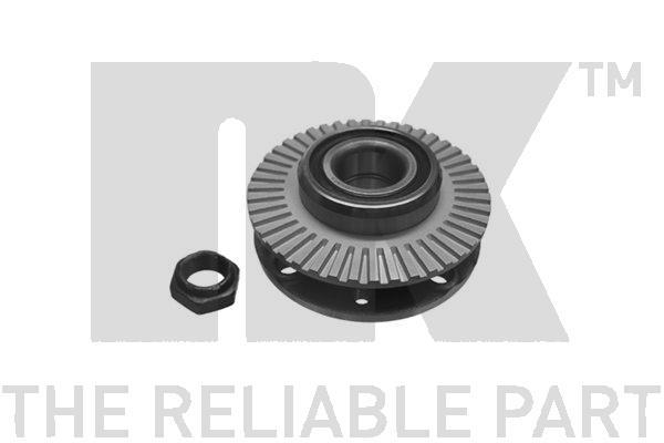 Roulement de roue Eurobrake 769925 (X1)