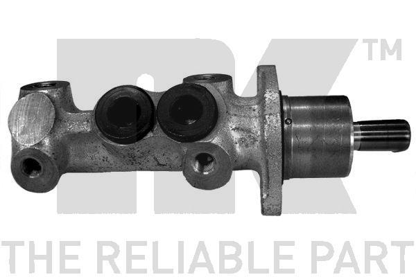 Maitre-cylindre Eurobrake 822321 (X1)