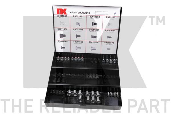 Vis disque de frein Eurobrake 8900004B (X1)