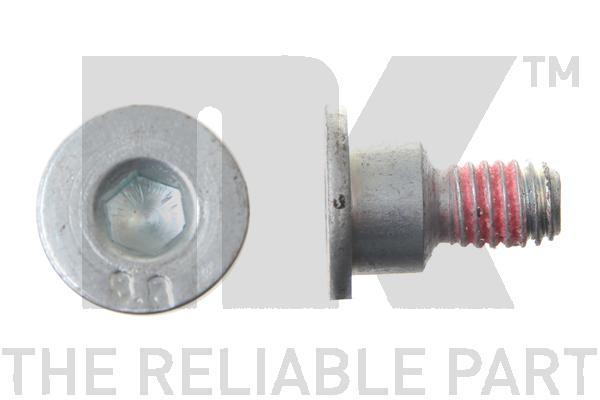 Vis disque de frein Eurobrake 89011660 (X1)