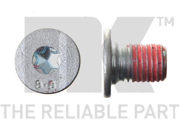Vis disque de frein Eurobrake 89011661 (X1)