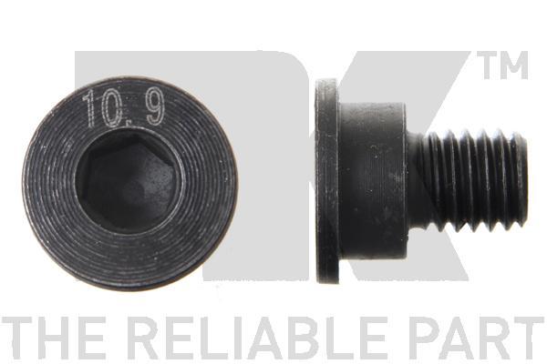 Vis disque de frein Eurobrake 89011662 (X1)