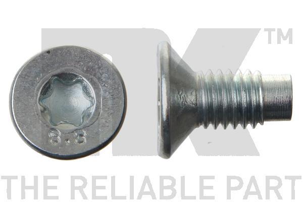 Vis disque de frein Eurobrake 89011663 (X1)