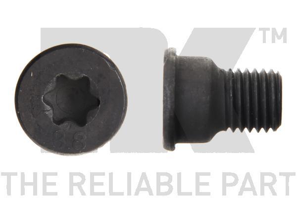 Vis disque de frein Eurobrake 89011664 (X1)