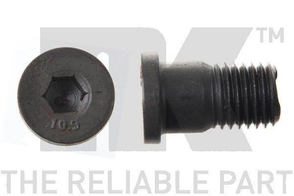 Vis disque de frein Eurobrake 89011666 (X1)