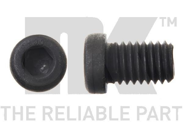 Vis disque de frein Eurobrake 89011668 (X1)