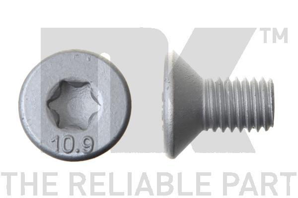 Vis disque de frein Eurobrake 89011669 (X1)