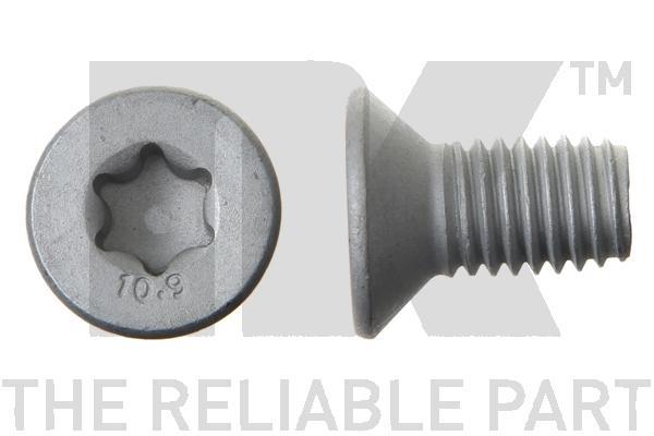 Vis disque de frein Eurobrake 89011670 (X1)