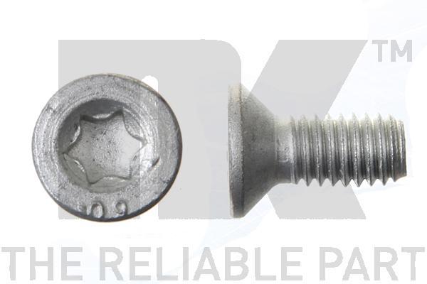 Vis disque de frein Eurobrake 89011671 (X1)