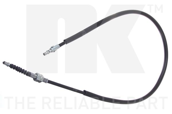 Câble de frein BC2430 Quinton Hazell Frein à Main 96026875 Top Qualité Remplacement