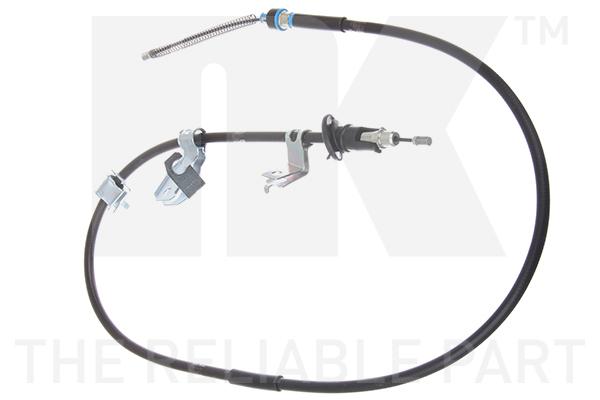 Cable de frein à main Eurobrake 903009 (X1)