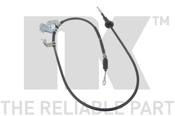Cable de frein à main Eurobrake 903011 (X1)