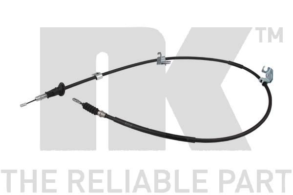 Cable de frein à main Eurobrake 903012 (X1)