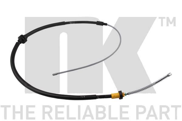 Cable de frein à main Eurobrake 9033118 (X1)