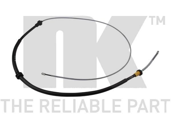 Cable de frein à main Eurobrake 9039170 (X1)