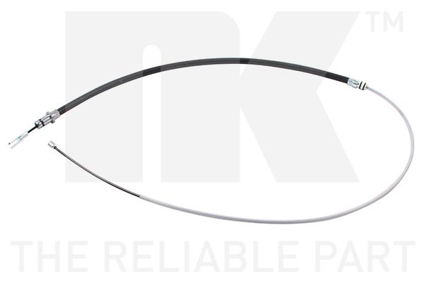 Cable de frein à main Eurobrake 9047150 (X1)