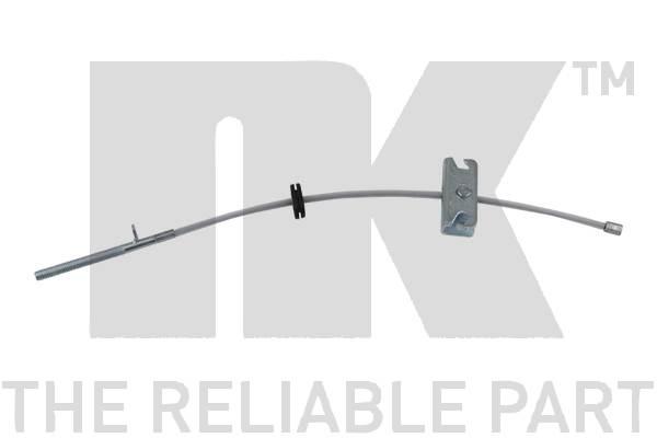 Cable de frein à main Eurobrake 909913 (X1)