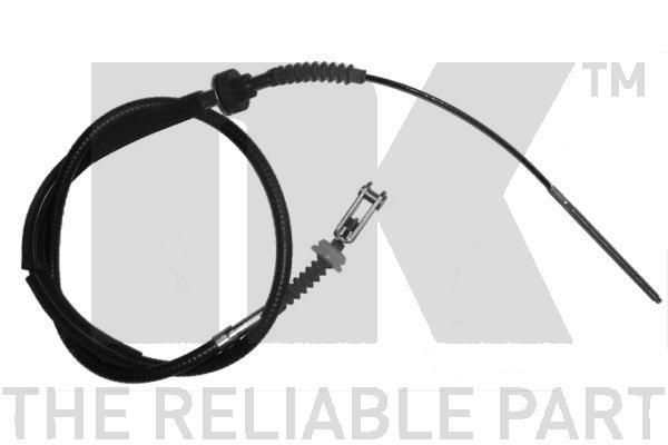 Cable d'embrayage Eurobrake 923301 (X1)