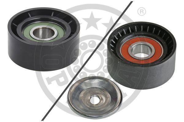Galet tendeur accessoires OPTIMAL 0-N1663S (X1)