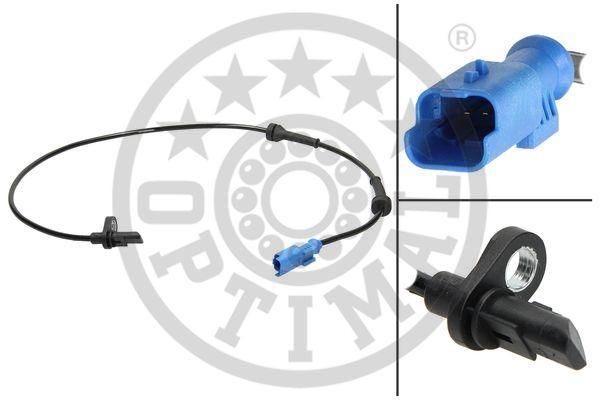 Capteur ABS OPTIMAL 06-S551 (X1)