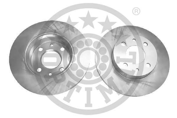 Disque de frein OPTIMAL BS-1100C (Jeu de 2)