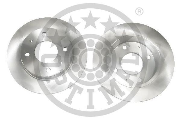 Disque de frein arriere OPTIMAL BS-7888C (Jeu de 2)
