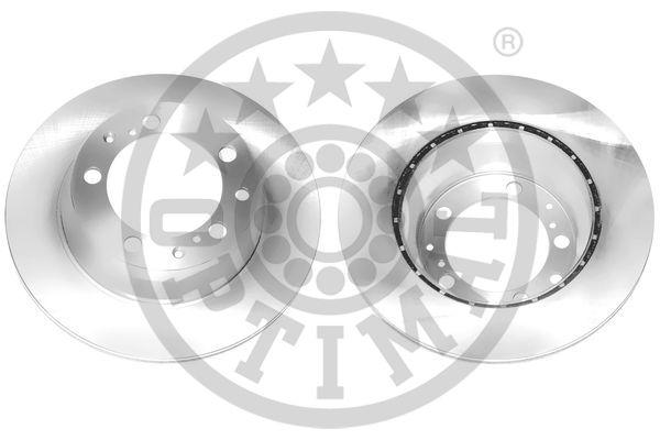 Disque de frein arriere OPTIMAL BS-7944C (Jeu de 2)