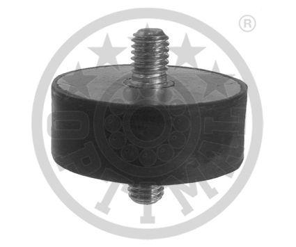 Silentblocs de radiateur OPTIMAL F8-4009 (X1)