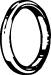 Joint d'echappement WALKER 80154 (X1)