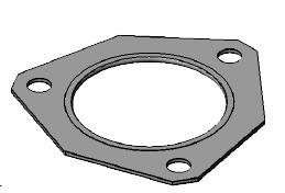 Joint d'echappement WALKER 82102 (X1)