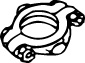 Collier d'echappement WALKER 86001 (X1)