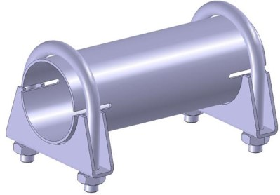 Raccord de tuyau d'echappement WALKER 86044 (X1)