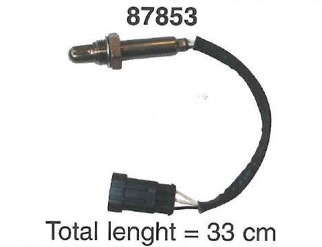 Sonde lambda WALKER 87853 (X1)