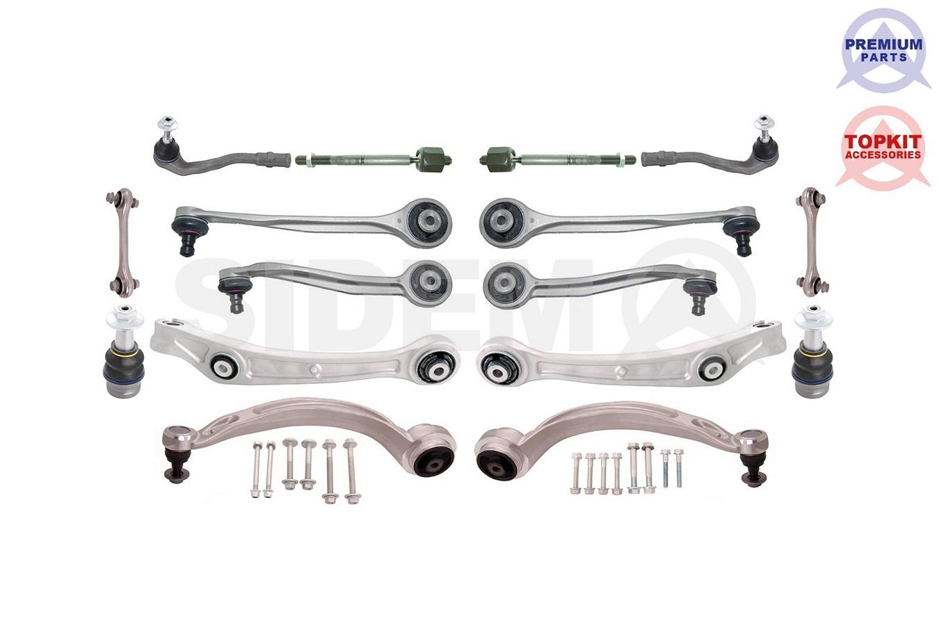 Kit de reparation bras de suspension SIDEM 37851 (X1)