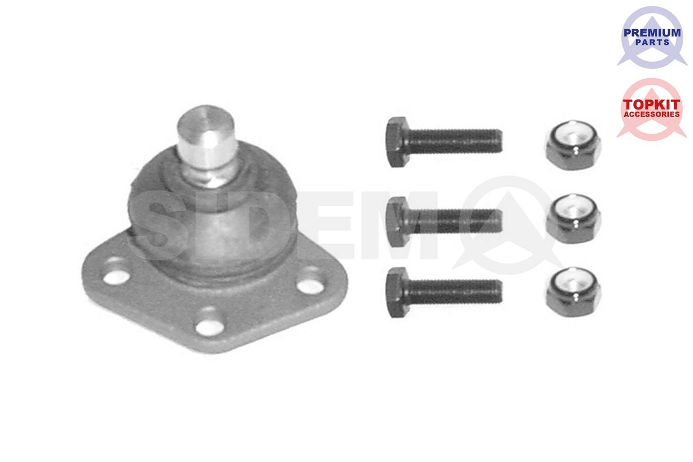 Rotule de suspension SIDEM 63186 (X1)