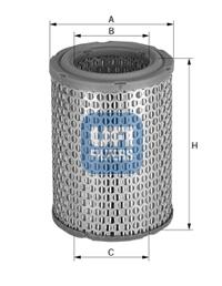 Filtre a air UFI 27.731.00 (X1)