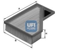 Filtre a air UFI 30.317.00 (X1)