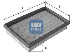 Filtre a air UFI 30.368.00 (X1)
